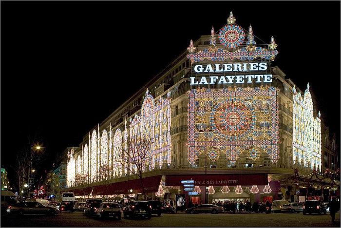 Les Galeries Lafayette - 12/04