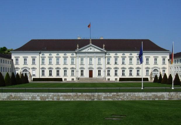Palácio de Bellevue, Berlim, Alemanha