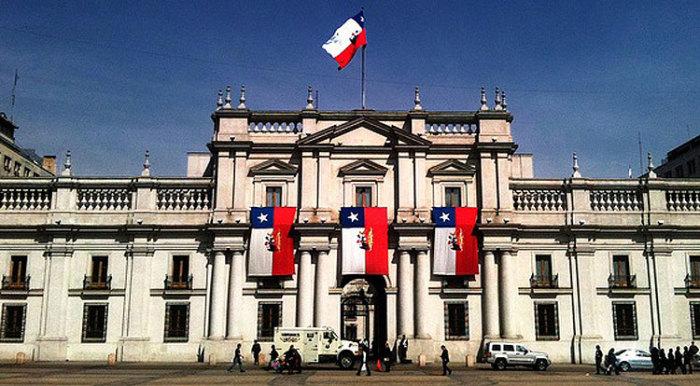 Palacio de la Moneda - Chile