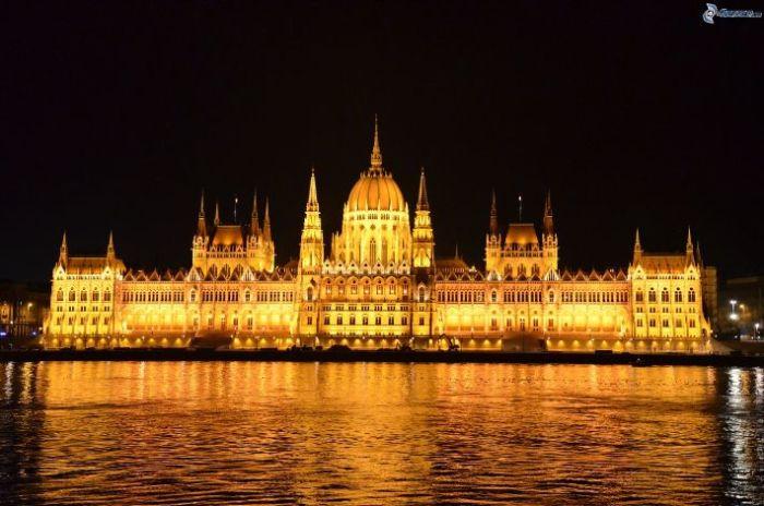 Sede do Parlamento - Hungria
