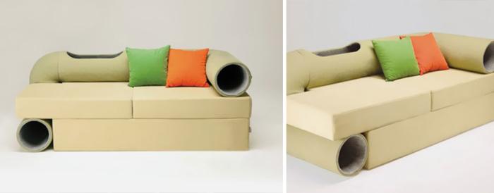Sofa de gato