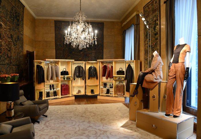 Tod's interior Milão