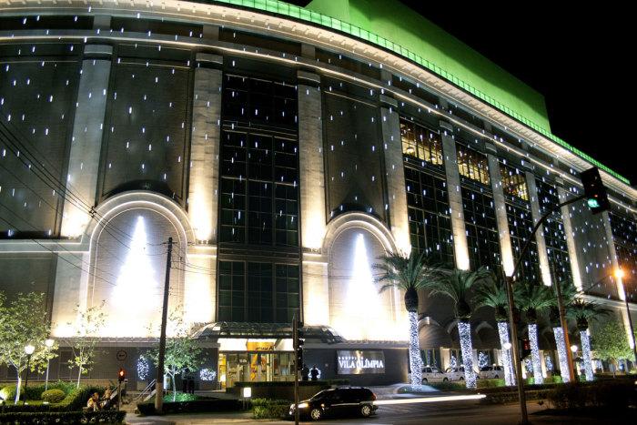 CI Shopping Vila limpia
