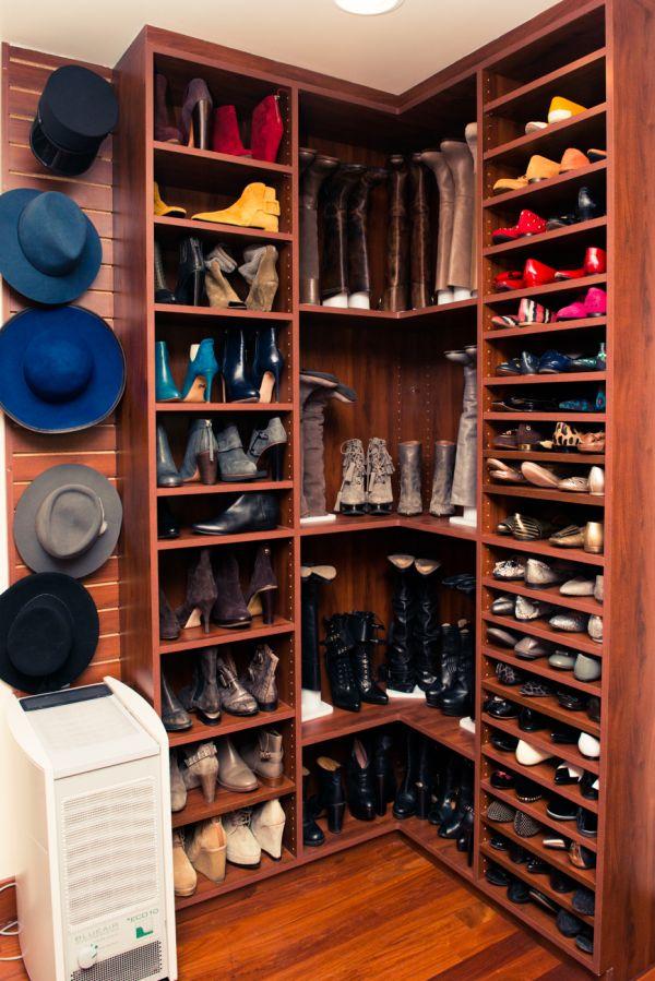 Chapéus e botas