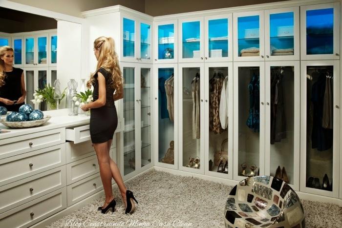 Closet de espelhos