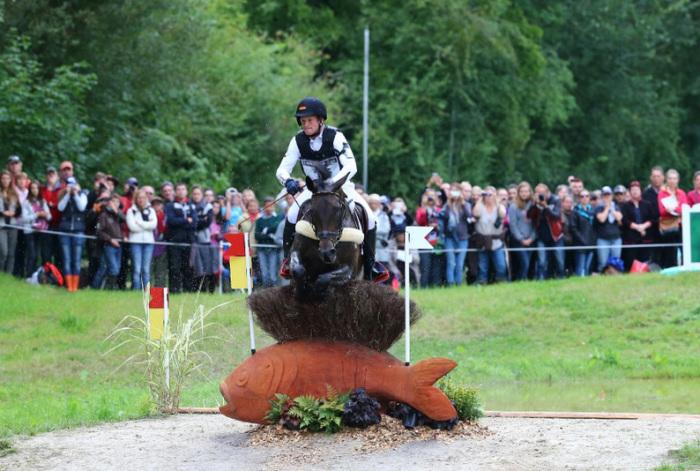 Jogos Equestres Normandia 2014