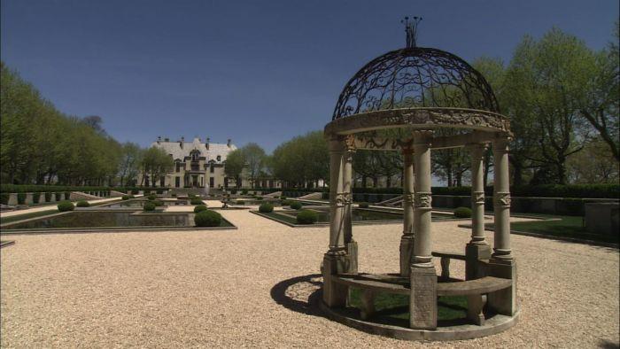 Maravilhoso castelo Jardim