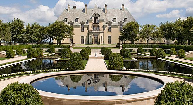 Maravilhoso castelo Oheka