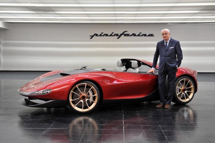 Pininfarina-Ferrari