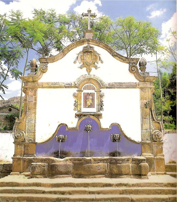 Biquinha colonial original