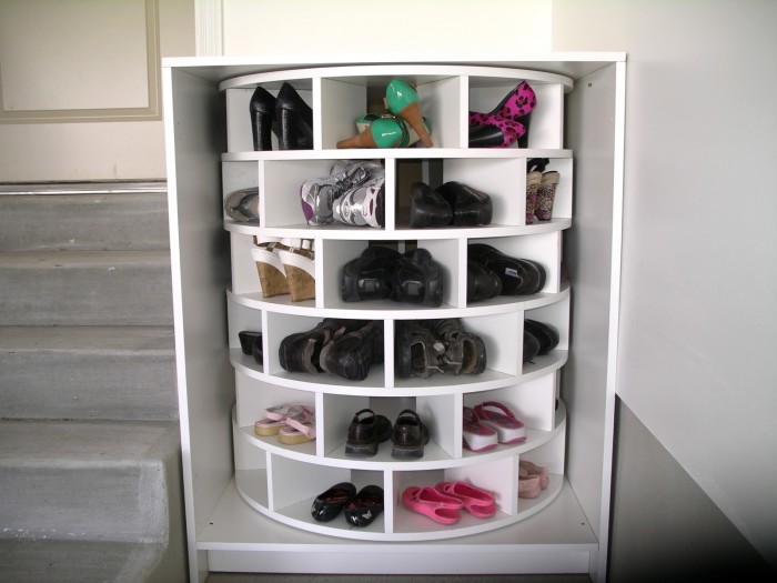 Best storage options for shoes