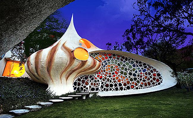 Nautilius House, no México