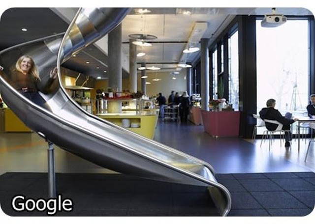 Tobogã Google