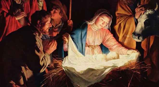 Cristo nasceu