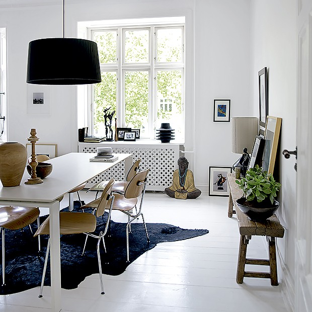 Decor estilo escandinavo ilumina o e simplicidade - Estilo nordico escandinavo ...