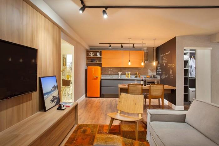 Apartamento Homem Solteiro Decoracao ~ apartamento solteiro decoradora