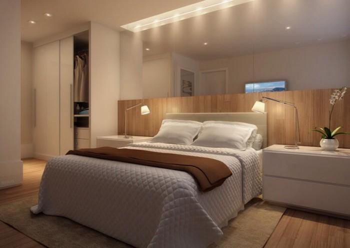 cabeceira de cama horizontal