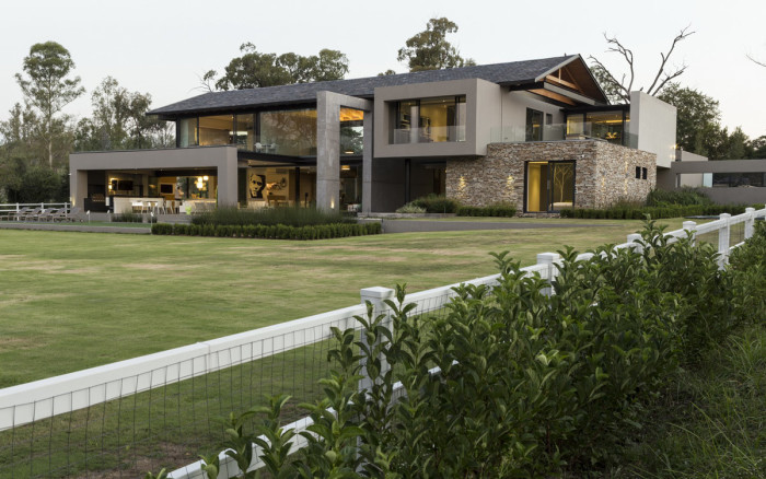 casa bonita na fazenda