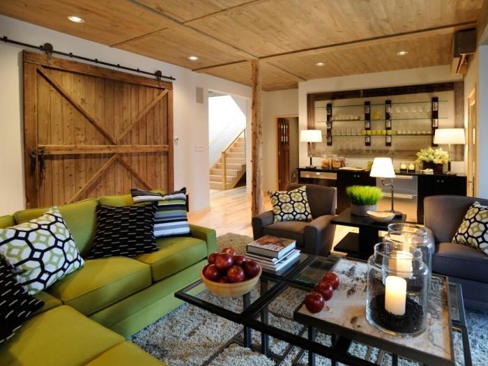 decora o r stica para casa de campo e fazenda. Black Bedroom Furniture Sets. Home Design Ideas