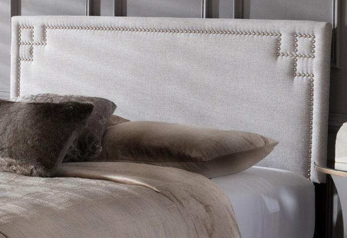 cabeceira para cama box com tachinhas