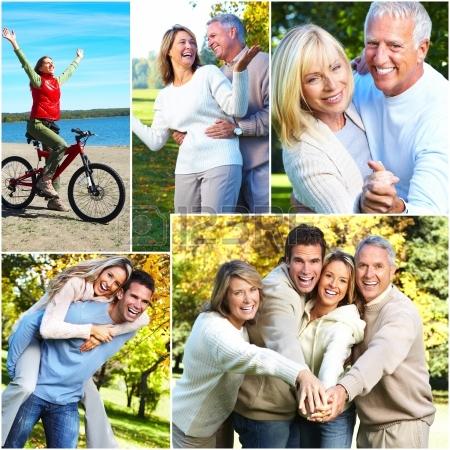 familia fotos decoração