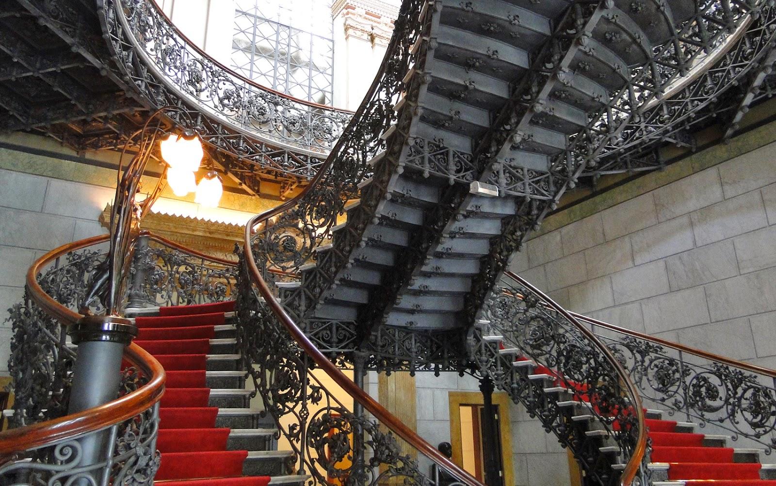 12 escada da liberdade