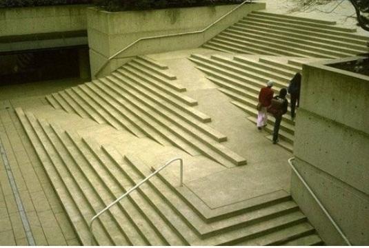 14 escada com rampa