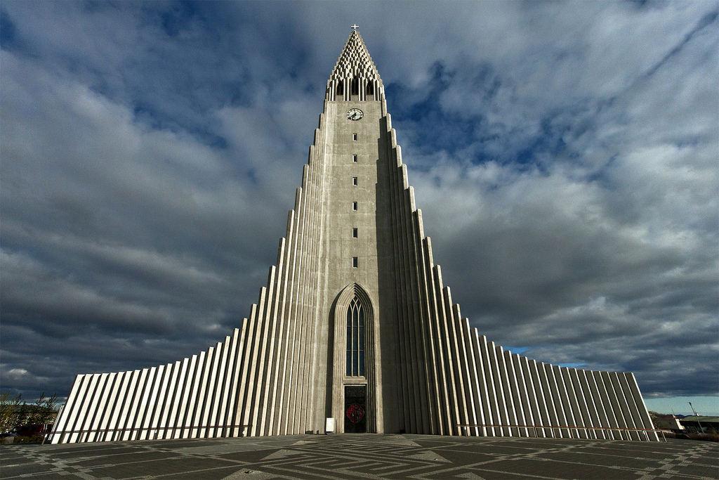 Hallgrimur Iceland