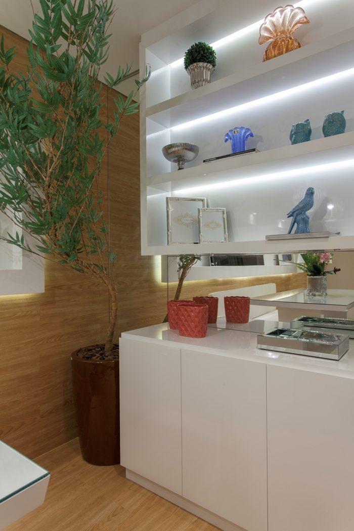 Decoração apartamento Indaiatuba - Sala 14