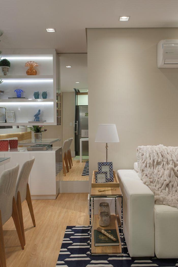 Decoração apartamento Indaiatuba - Sala 4