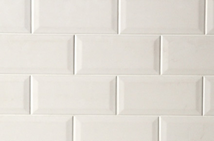 tijolo cerâmico branco